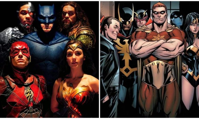 Marvel Making Its Own Justice League Movie