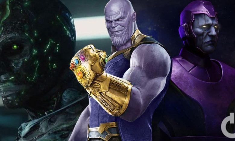 Marvel Super Villains