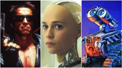 Movie Robot Characters