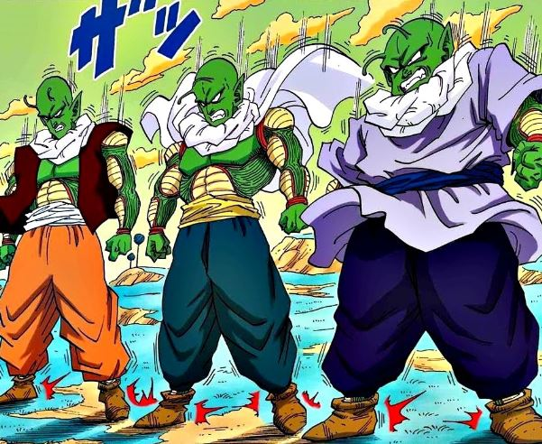 Powerful Species in Dragon Ball