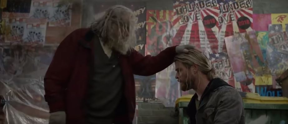 Thor Get the Odinforce in Thor: Love And Thunder