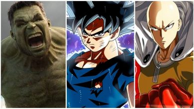 Photo of One Punch Man vs. Goku vs. The Hulk – Who Will Win This Battle of The Champions