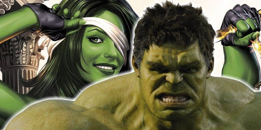 Details About She-Hulk Revealed