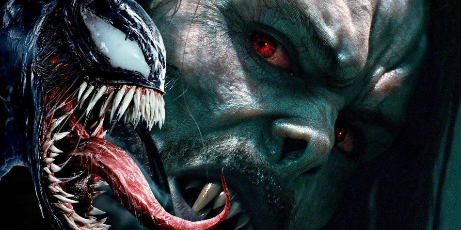 The famous rumor is coming into fruition that Tom Hardy's Venom appears as a cameo in the film Morbius.