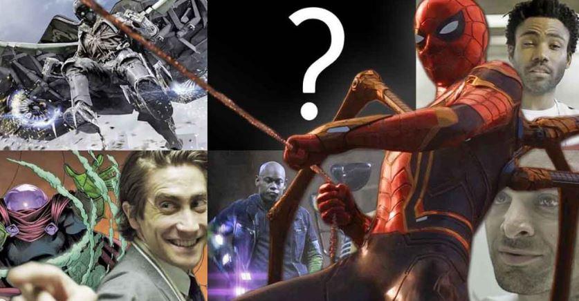 Spider-Man 3 Feature Spider-Man Villains