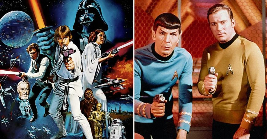 Science Fiction Movie Franchises