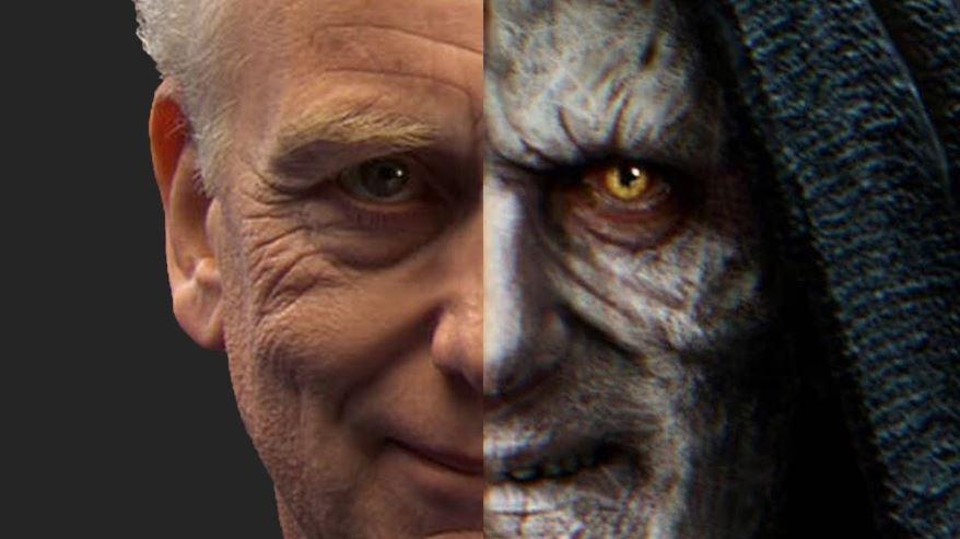 Star Wars The Rise of Skywalker Emperor Palpatine