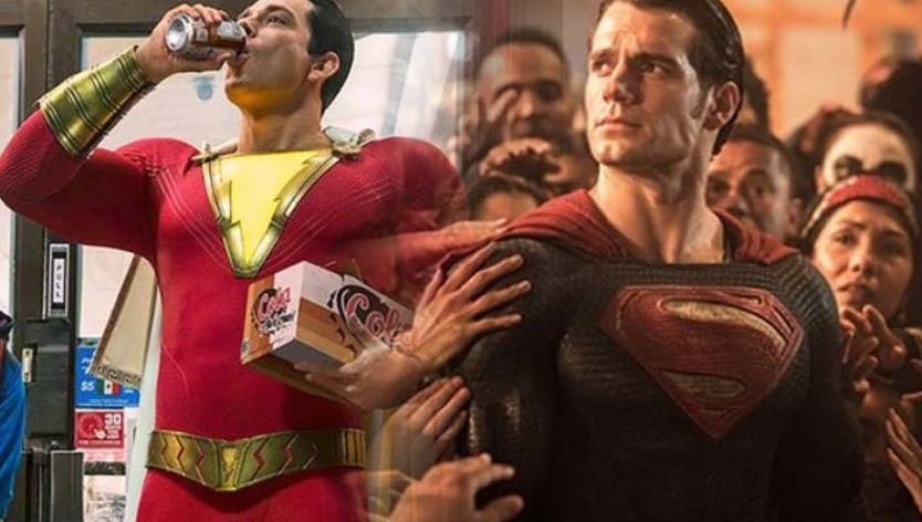 Henry Cavill Will Return as Superman in Shazam! 2