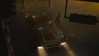 Photo of The Batman – New Batmobile is an Enhanced Mustang! First Photos Revealed.
