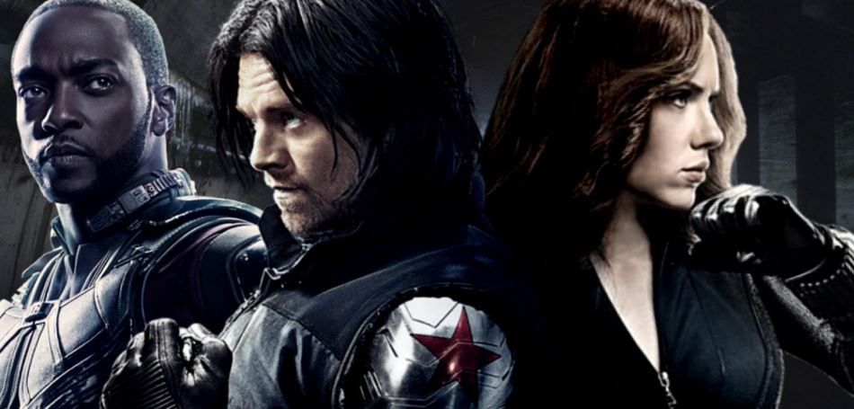 Everything about The Falcon And The Winter Soldier