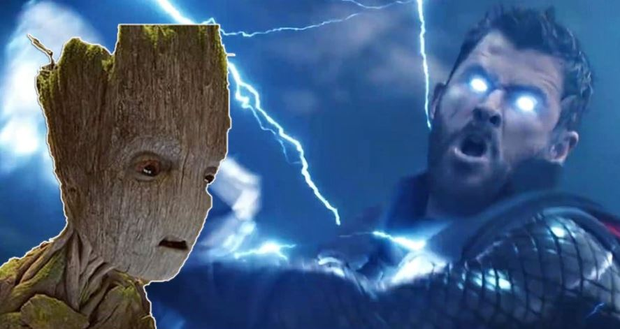 Guardians of the Galaxy Vol. 3 Groot Future in The MCU