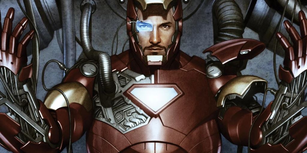Tony Stark's Latest Creation Is His Coolest Iron Man Armor Ever