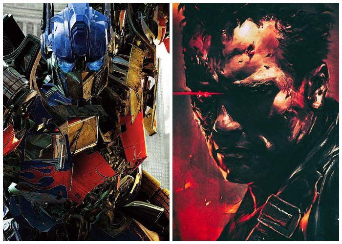 Transformers Vs Terminator