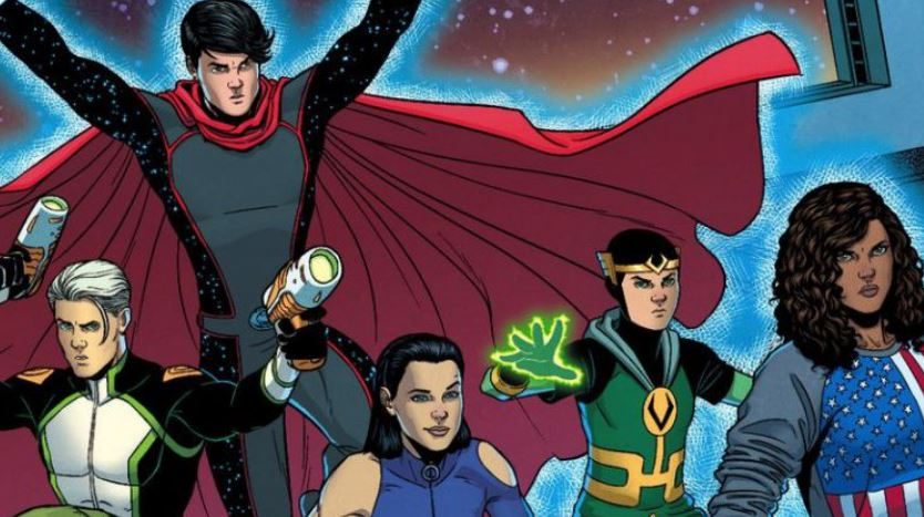 MCU Phase 4 Set Up Mutants Fantastic Four Inhumans