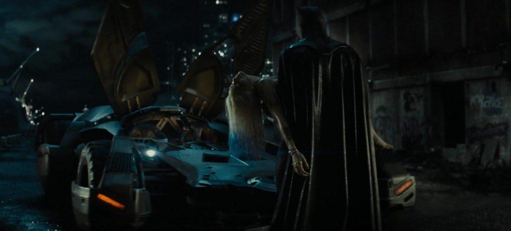 Batman & Harley Quinn in love