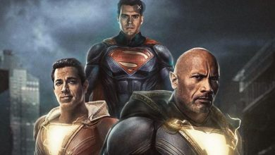 Black Adam Rumor Post Credits Scene Feature Superman & Shazam!
