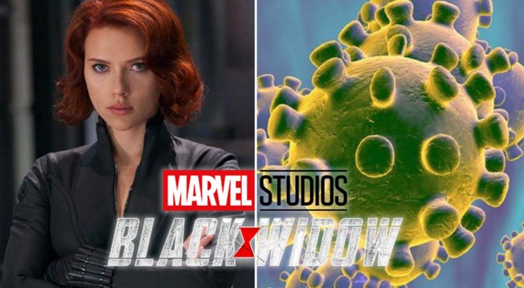 Black Widow Delayed Like Other Films