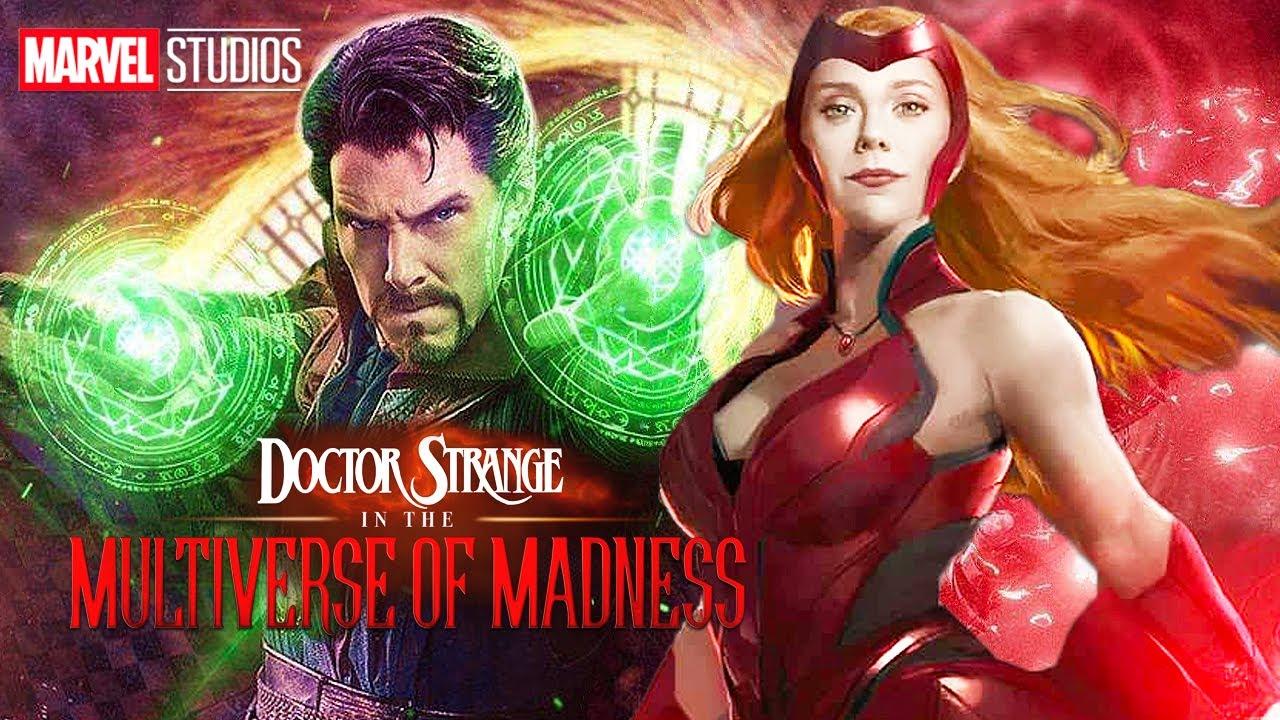 Wanda's Mind Stone Sets Up Doctor Strange 2