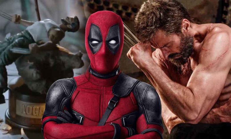Hugh Jackman & Ryan Reynolds Celebrate Logan's 3 Year Anniversary