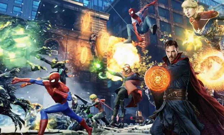 Marvel Future Revolution Trailer Shows What Doctor Strange 2 Be Like