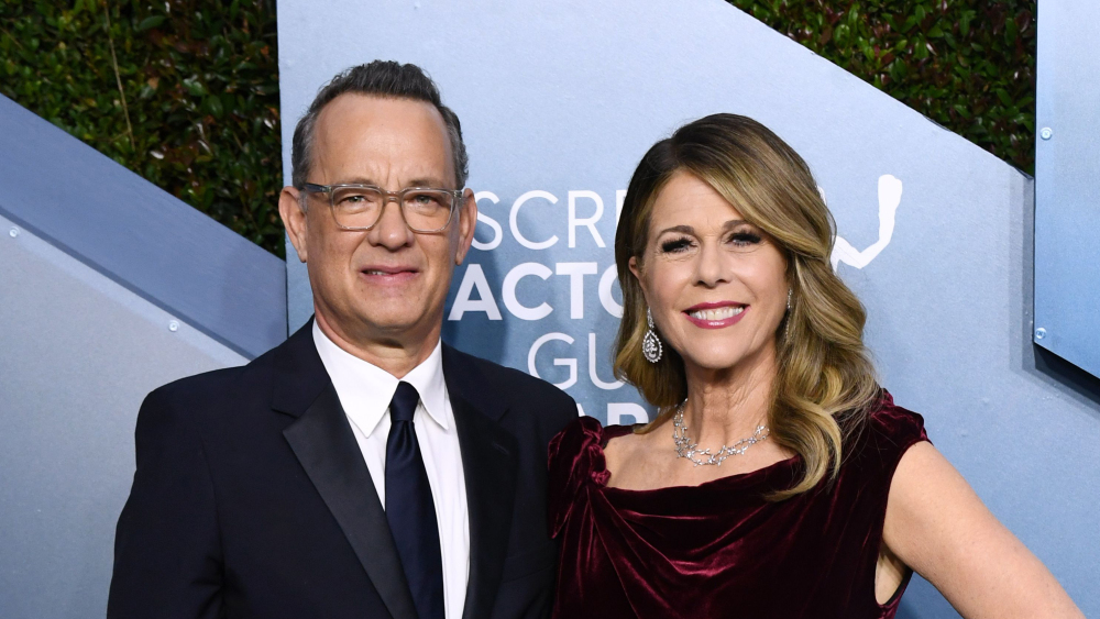 Tom Hanks & Another Hollywood Actor Detected Positive for Coronavirus