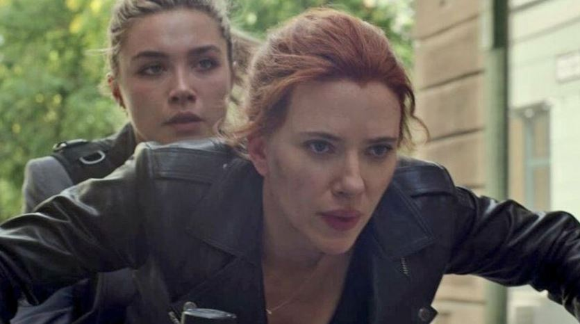 Black Widow Tracking a Huge Box Office Opening