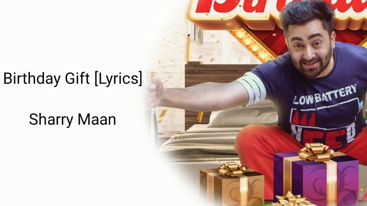 Birthday Gift Punjabi Song Mp3 Download