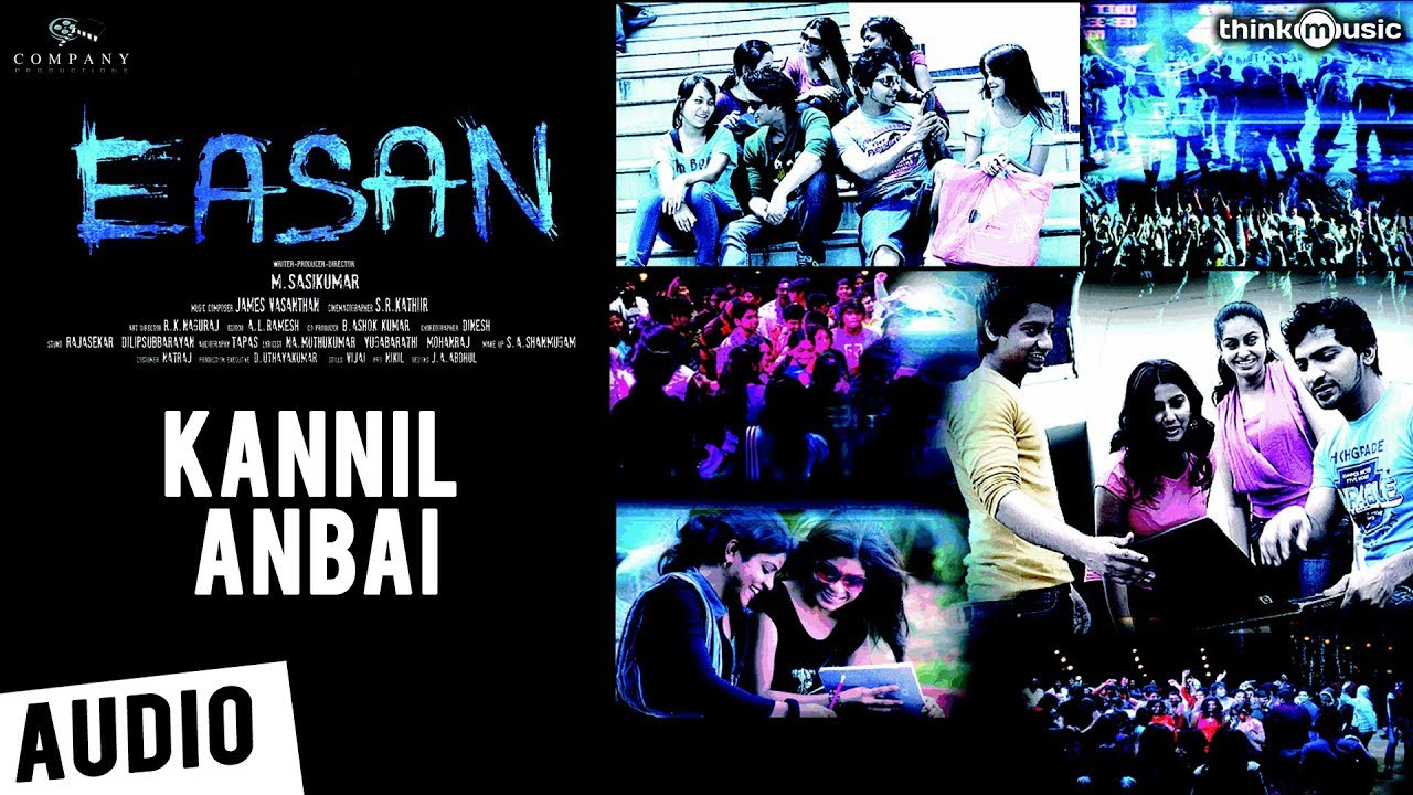 Kannil Anbai Solvale Song Download Mp3