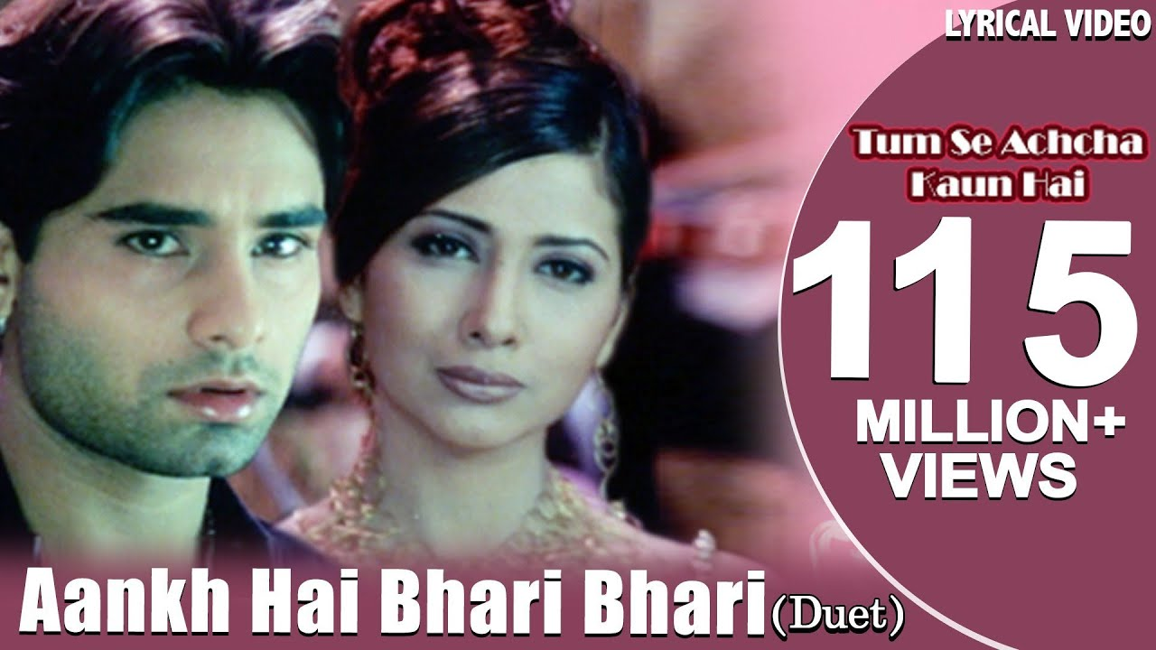Aankh Hai Bhari Bhari Song Download Mp3