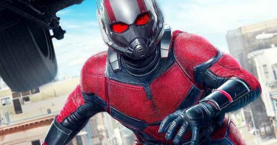 Who Falcon Was Speaking to While Fighting Ant-Man?