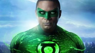 Photo of It's Official: Arrow Confirms Diggle is Green Lantern
