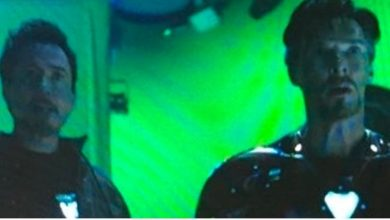 Infinity War – Tony Strange & Iron Mage Deleted Scene