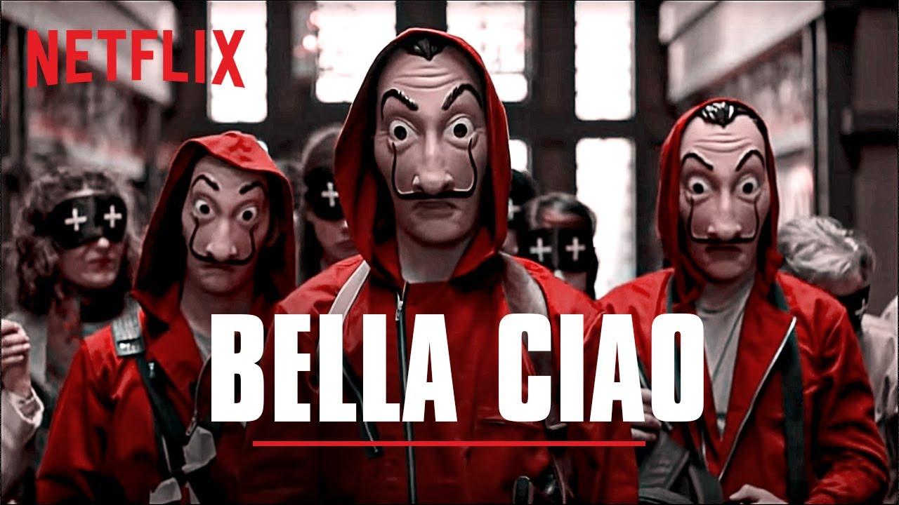 Bella Ciao Mp3 Download | La Casa De Papel | Money Heist