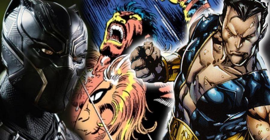 Black Panther 2 Villain Namor