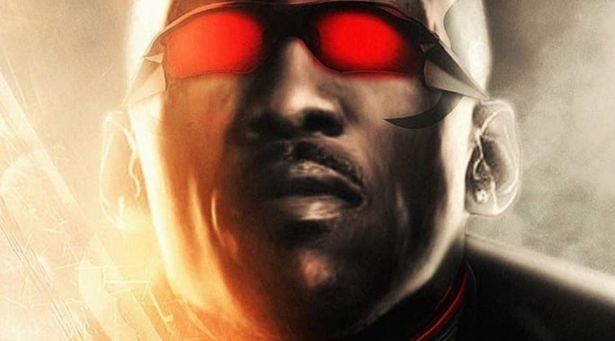 Upcoming Marvel's Blade Reboot Title
