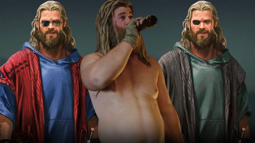 Fat Thor Will Not Be Back in Love and Thunder