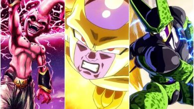 Buu Vs Cell Vs Frieza