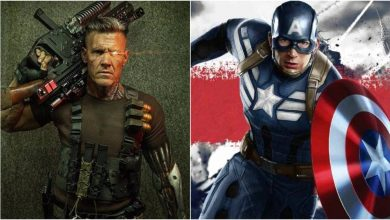 Photo of Marvel Once Made Captain America And Cable Team up to Stop Hitler