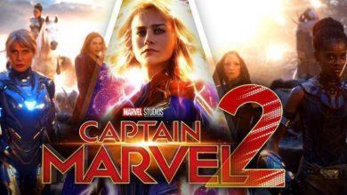 Captain Marvel 2 Setting Up Avengers 5