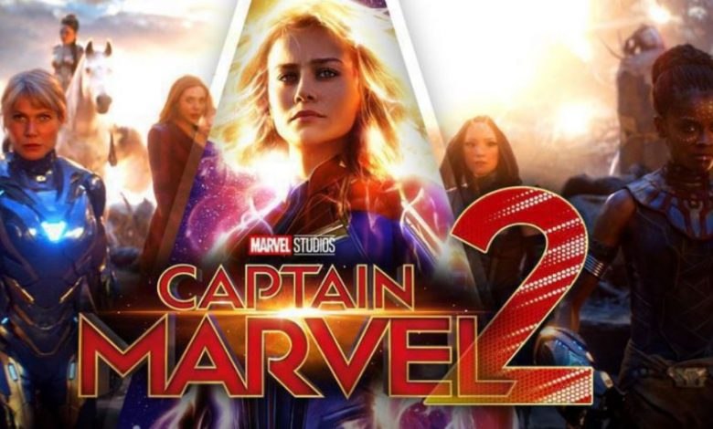 Captain Marvel 2 Setting Up Avengers 5