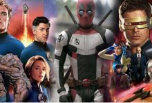 Photo of Marvel Announces Release Dates for Deadpool, X-Men & Fantastic Four in Phase 5