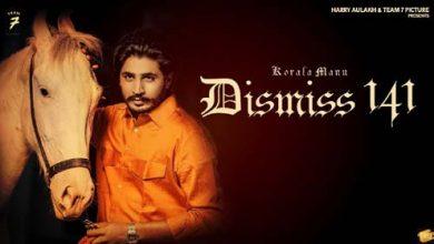 Dismiss 141 Punjabi Song Mp3 Download