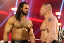Photo of Drew McIntyre's WrestleMania Win Over Brock Lesnar Broke A Major WWE Rule