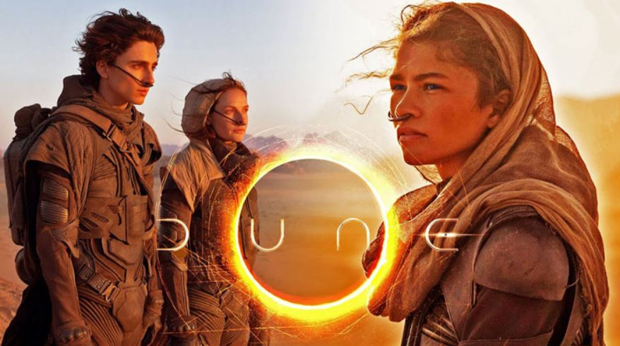 Dune The Most Anticipated Movie