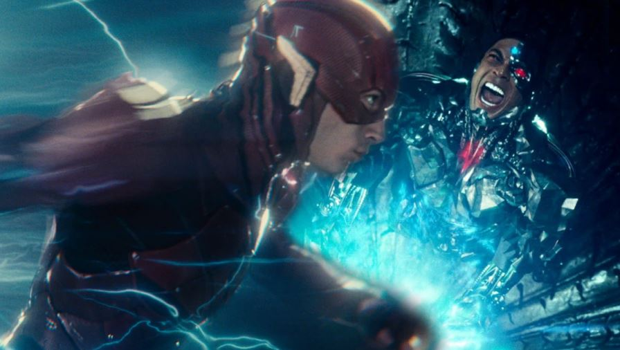 Zack Snyder Reveals Flash Back in Time in Batman V Superman