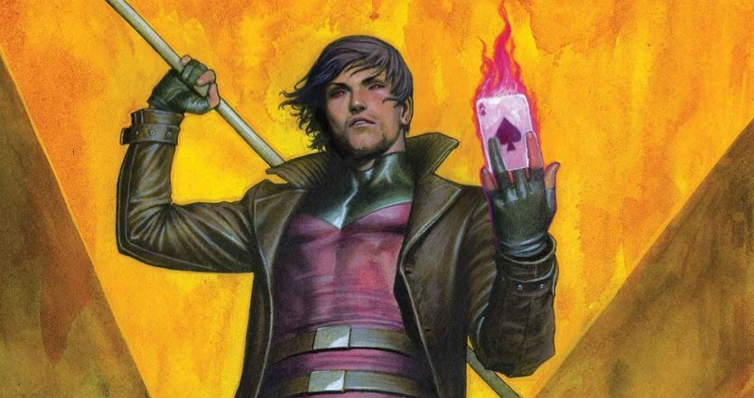 Gambit Series a Complicated Love Story