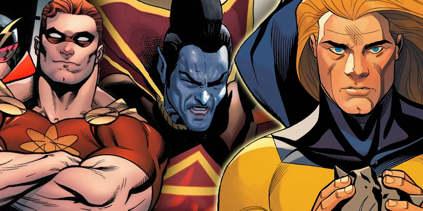 Marvel Fight Gladiator Vs Hyperion Vs The Sentry Who Wins This Fight