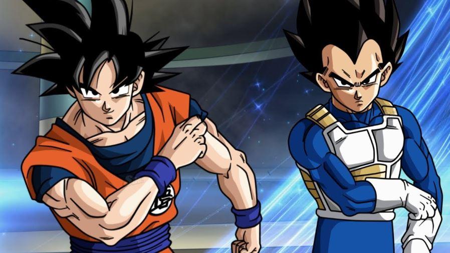 Goku And Vegeta's Grandsons replace in Dragon Ball Reboot