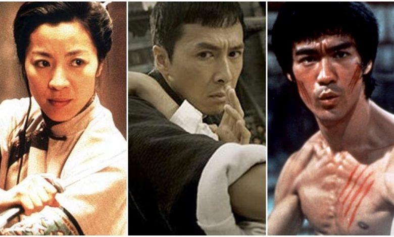 Martial Arts Movies