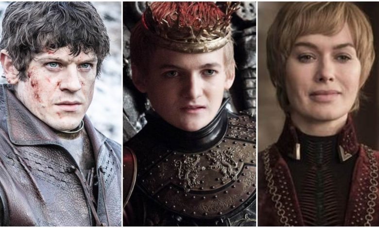 Psychopathic Characters in Game of Thrones